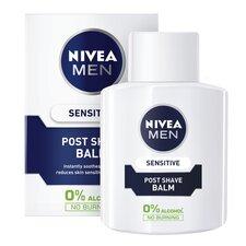 image 3 of Nivea Men Sensitive Aftershave Balm 100Ml