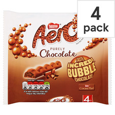 image 1 of Nestle Aero Milk 4 Pack 108G