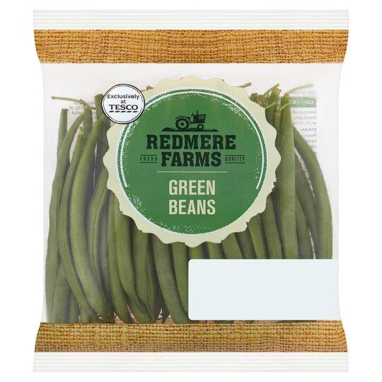 Redmere Farms Green Beans 220g Tesco Groceries