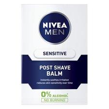 image 1 of Nivea Men Sensitive Aftershave Balm 100Ml