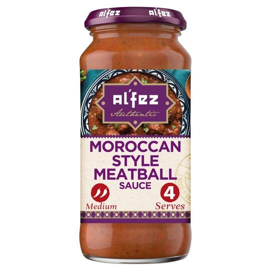 Al'fez Moroccan Meatball Sauce 450G