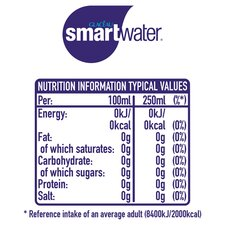 image 3 of Glaceau Smartwater 600Ml