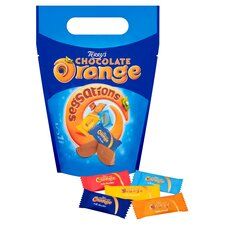 image 2 of Terrys Chocolate Orange Sensations Pouch 400G