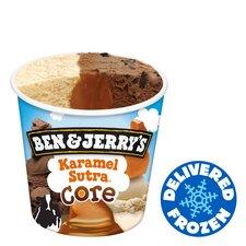 image 3 of Ben & Jerry's Karamel Sutra Core Ice Cream 465Ml