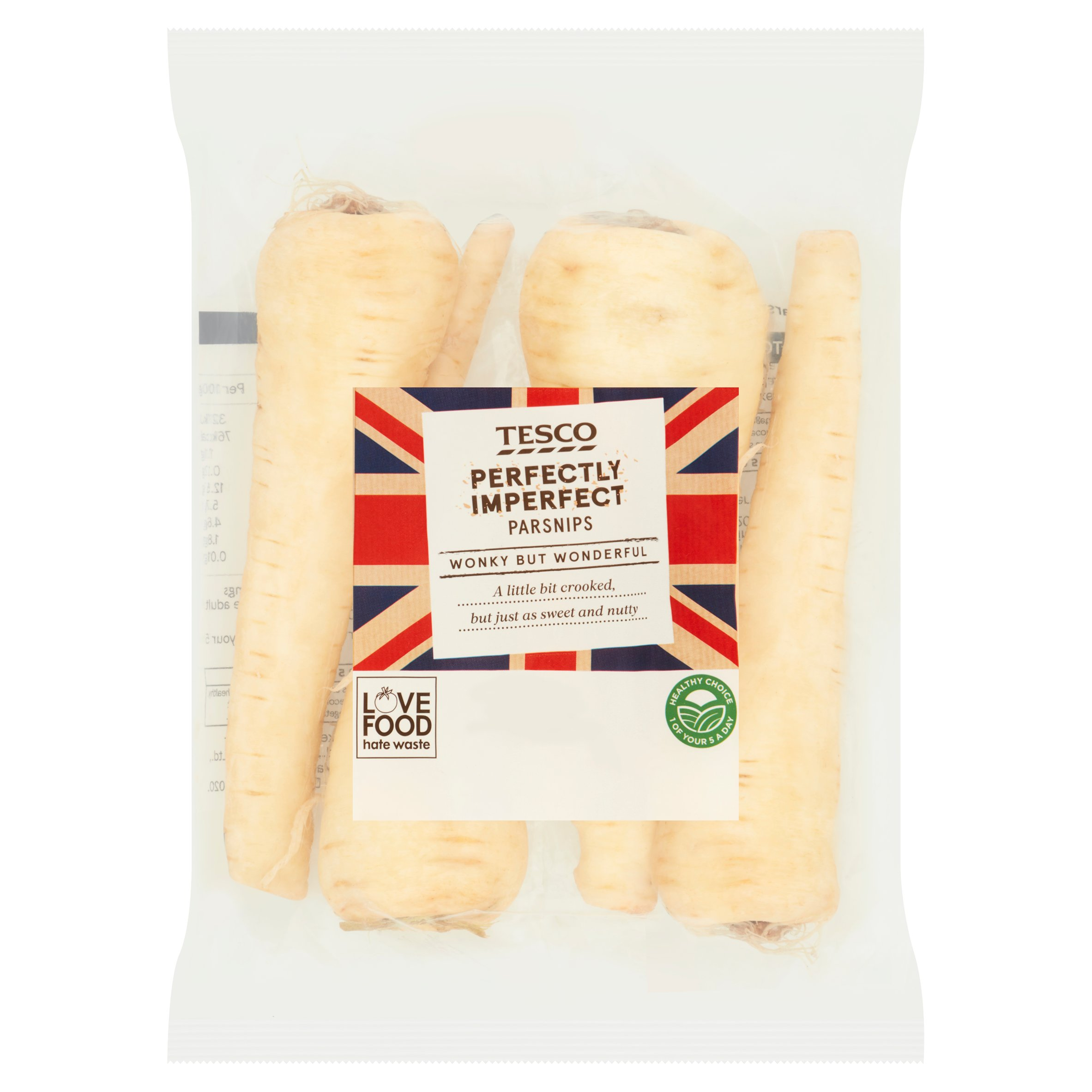 Perfectly Imperfect Parsnips 500G