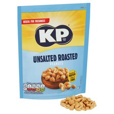 image 2 of Kp Unsalted Peanuts 250G