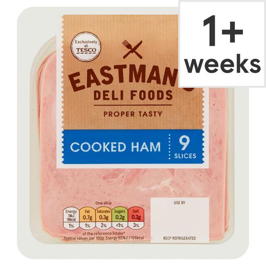 Eastman's Cooked Ham 125G