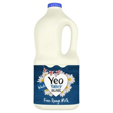 image 2 of Yeo Valley Organic Whole Milk 2 Litre