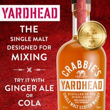 image 2 of Crabbie's Yardhead Single Malt Whisky 70Cl