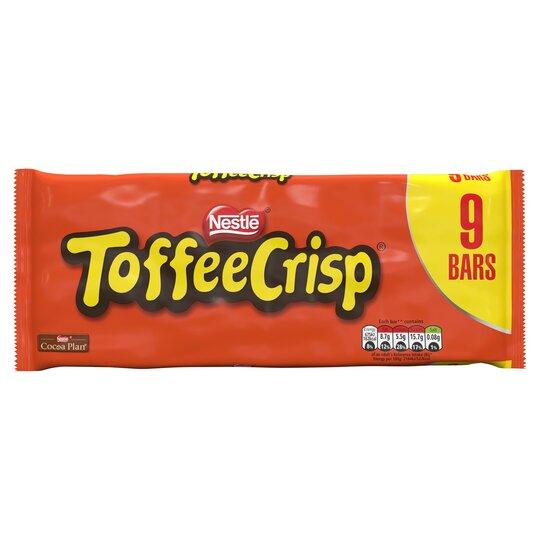 Toffee Crisp (9X31g)