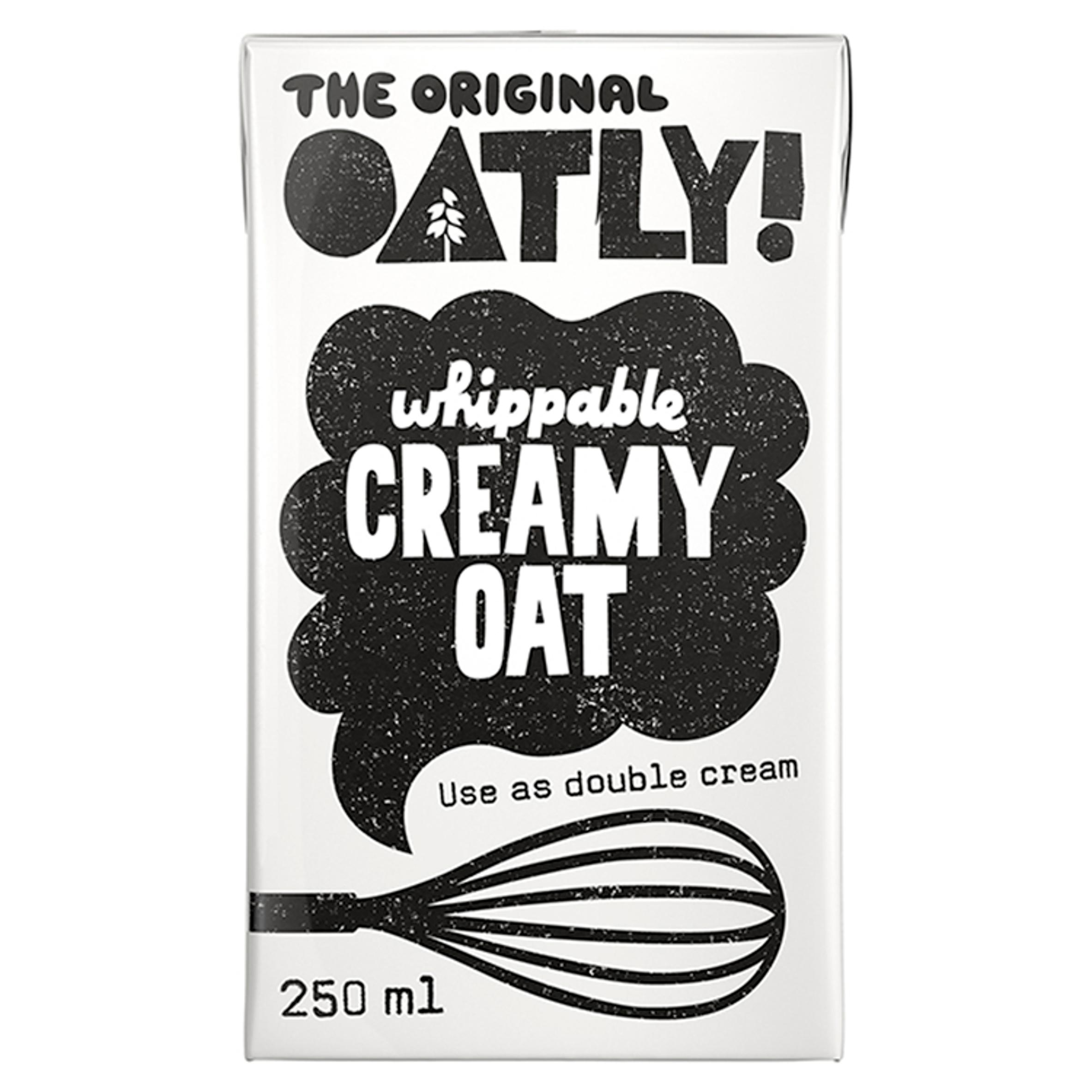 Oatly Whippable Creamy Oat 250Ml