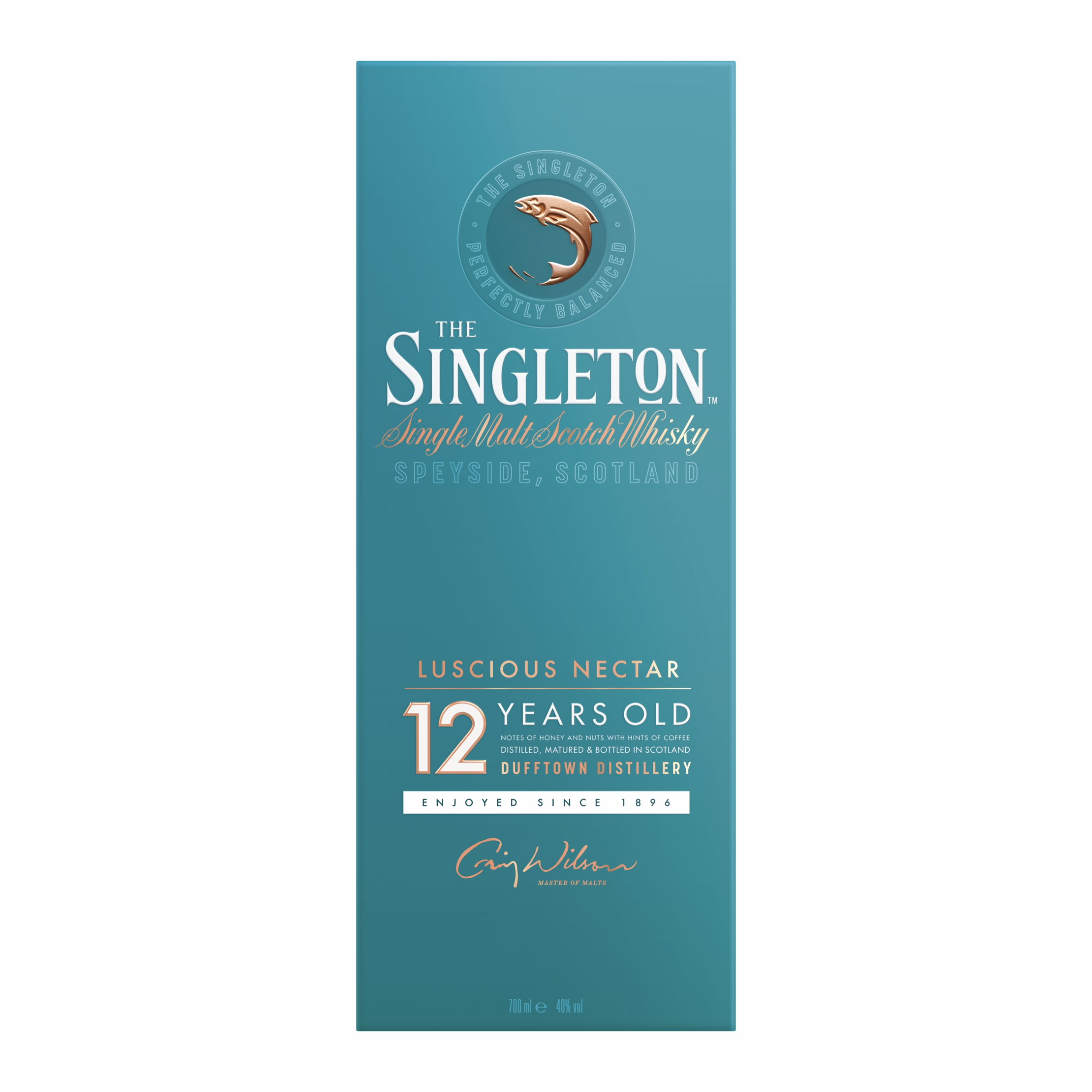 Singleton Of Dufftown 12 Year Old 70Cl