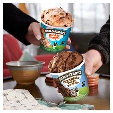 image 2 of Ben & Jerry's Chocolate Fudge Brownie Ice Cream 465Ml