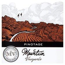 image 2 of Mountain Vineyards Pinotage 75Cl