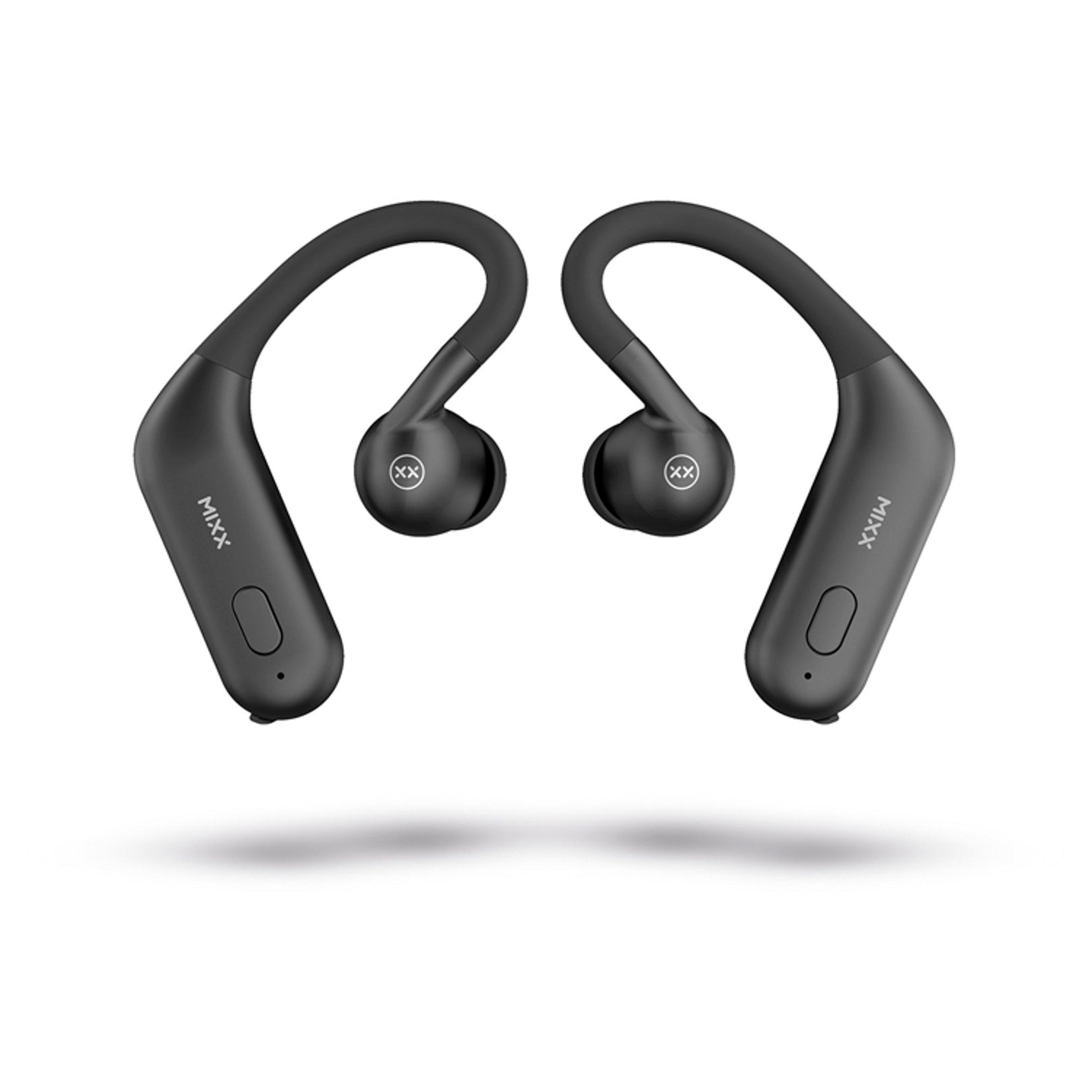 Mixx Streambuds Sports Earphones Black
