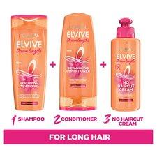 image 2 of L'oreal Elvive Dream Lengths Hair Shampoo 300Ml