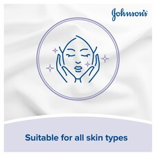 image 3 of Johnson's Face Care Pampering Wipes 25