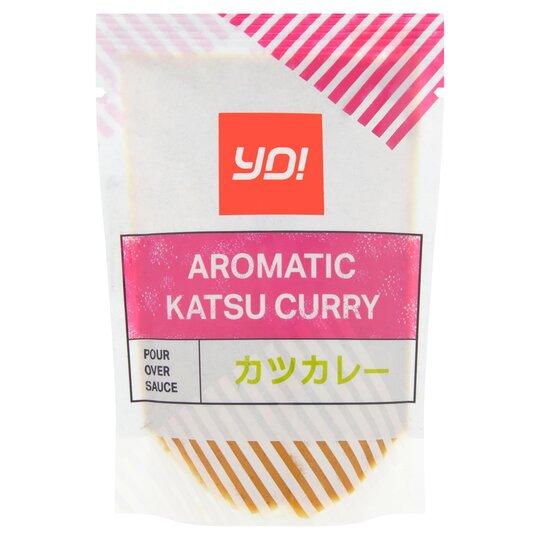 Yo! Katsu Mild Aromatic Katsu Sauce 100G