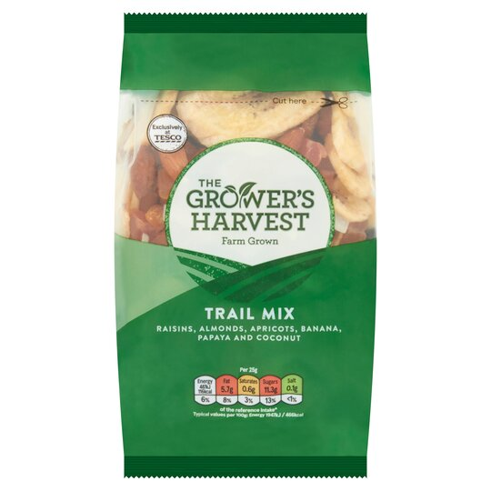 Grower's Harvest Trail Mix 300G