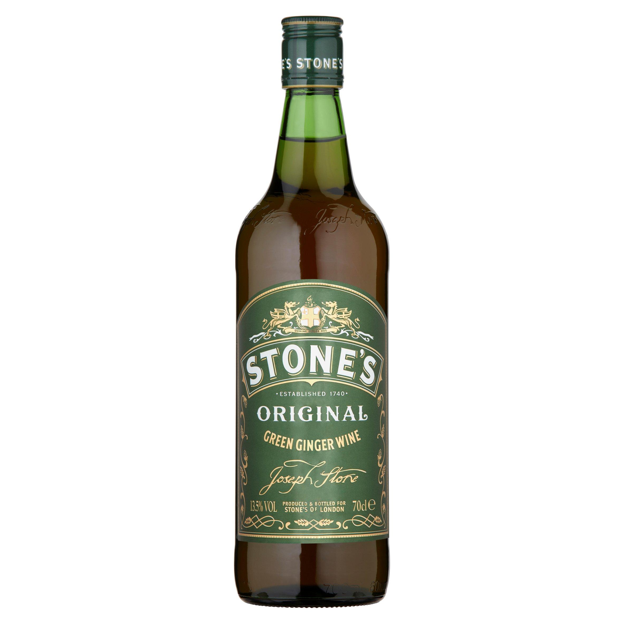 Stones Original Green Ginger Wine 70Cl