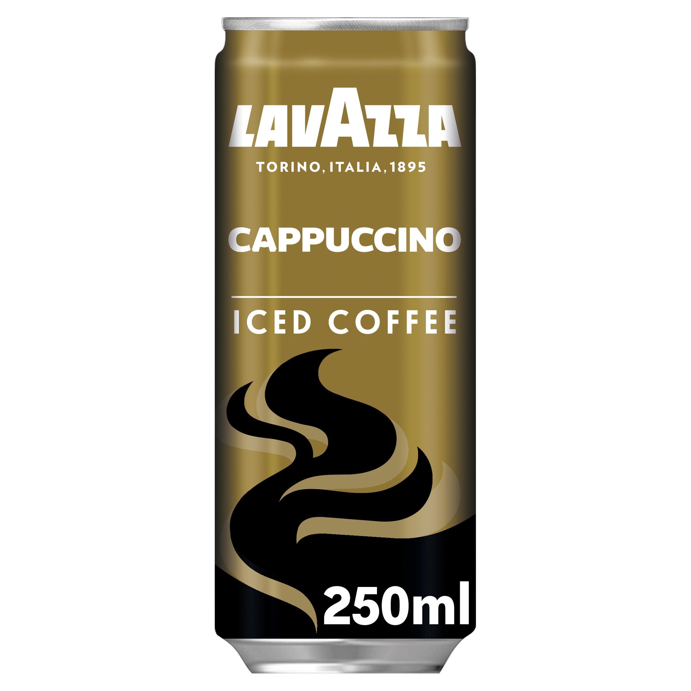 Lavazza Iced Coffee Cappuccino 250Ml