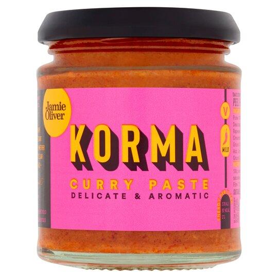 Jamie Oliver Korma Curry Paste 180G