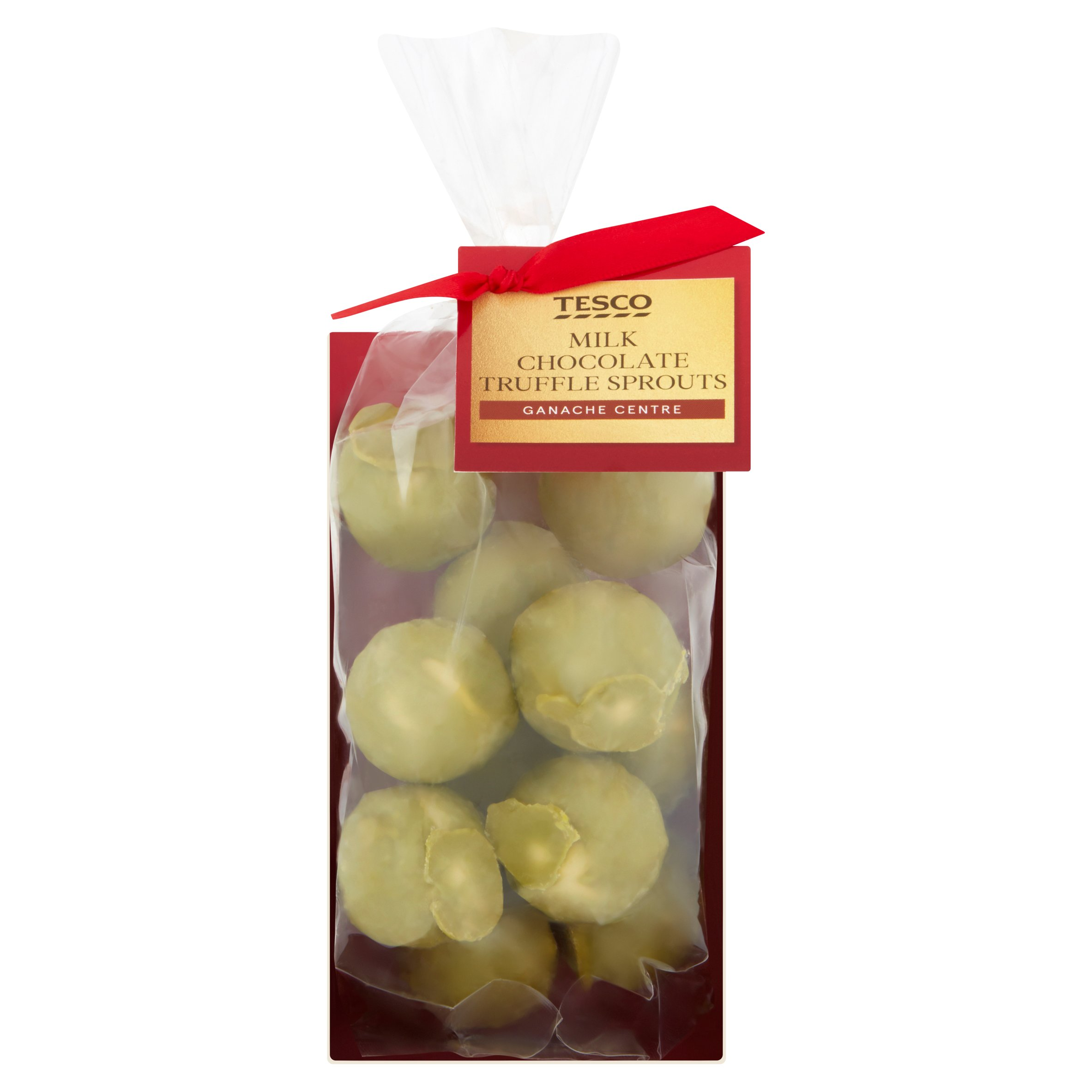 Tesco Chocolate Truffle Sprouts 150G