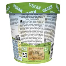 image 3 of Ben & Jerry's Non Dairy Cookies On Ckie/ Dgh Ice Cream 465Ml
