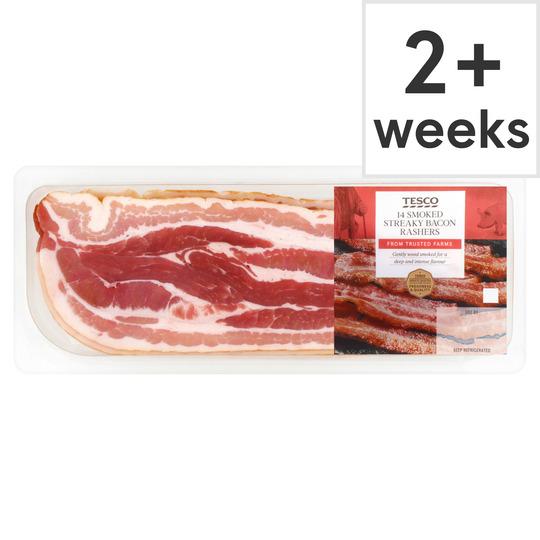 bacon kcal 100g
