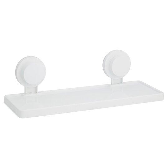Tesco Smart Storage Suction Shelf, Bathroom Suction Shelf
