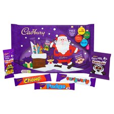 image 2 of Cadbury Small Selection Box 89G