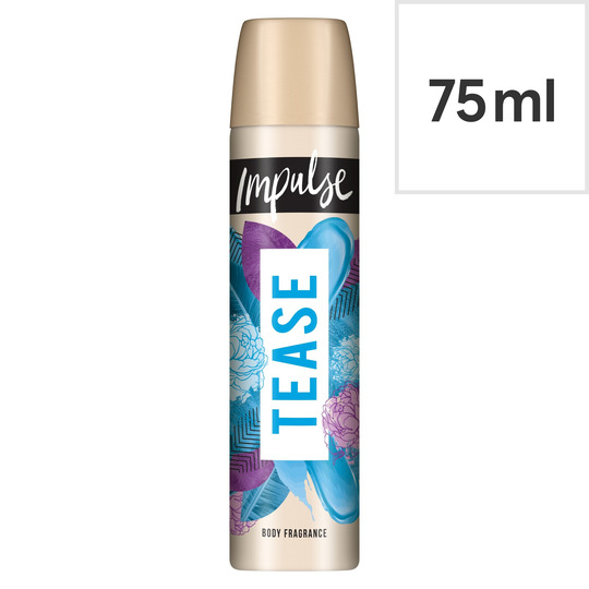 Impulse Tease Bodyspray 75Ml