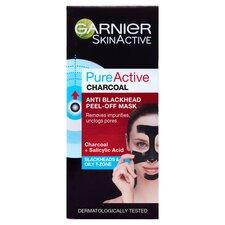image 1 of Garnier Pure Active Anti-Blackhead Mask 32G