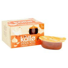 image 2 of Kallo Organic Chicken Stockpot 96G