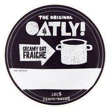 Oatly Creamy Oat Fraiche 200ml Tesco Groceries
