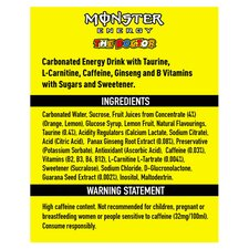 image 2 of Monster Energy The Doctor 4 X 500Ml