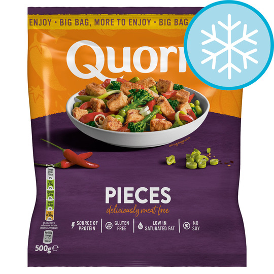 Quorn Chicken Style Pieces 500G
