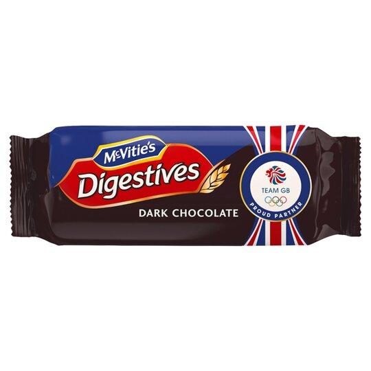 Mcvities Dark Chocolate Digestive 266G