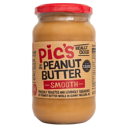 Pic's Peanut Butter Smooth 380G