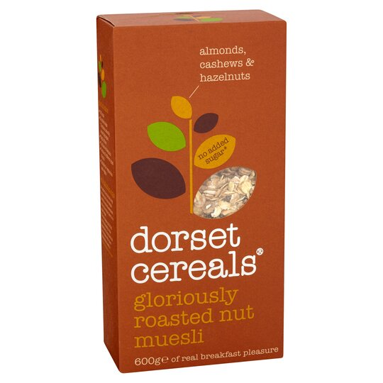 image 1 of Dorset Gloriously Nutty Cereal 600G