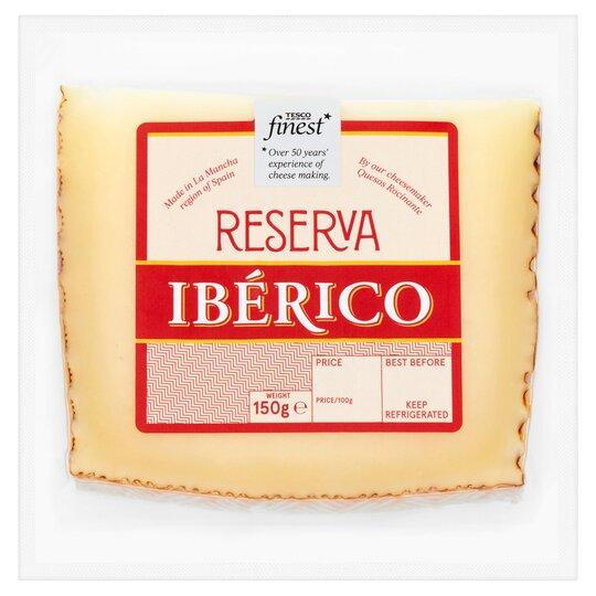 Tesco Finest Iberico Cheese 150G