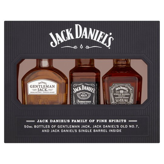 Jack Daniel's Family 3X5cl Set
