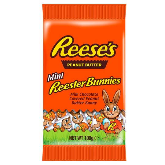 Reese's Peanut Butter Bunny Bag 100G
