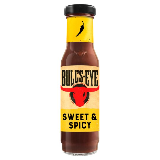 Bull's-Eye Bbq Sweet & Spicy Sauce 235Ml