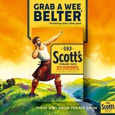 image 2 of Scott's Old Fashion Oat Porridge 1Kg