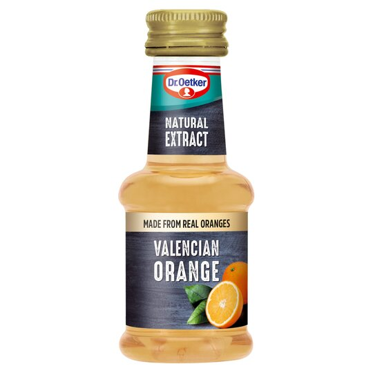 Dr. Oetker Valencian Orange Extract 35Ml