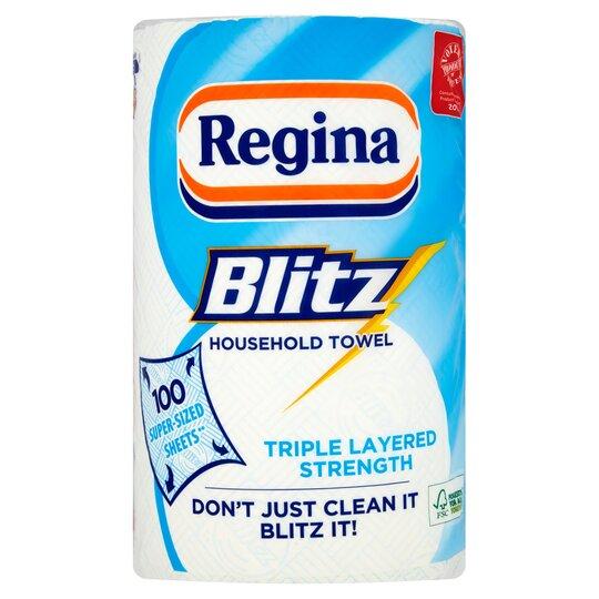 Regina Blitz Kitchen Towel 1 Roll