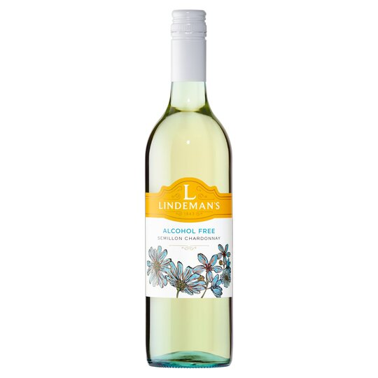 image 1 of Lindeman's Alcohol Free Semillon Chardonnay 750Ml