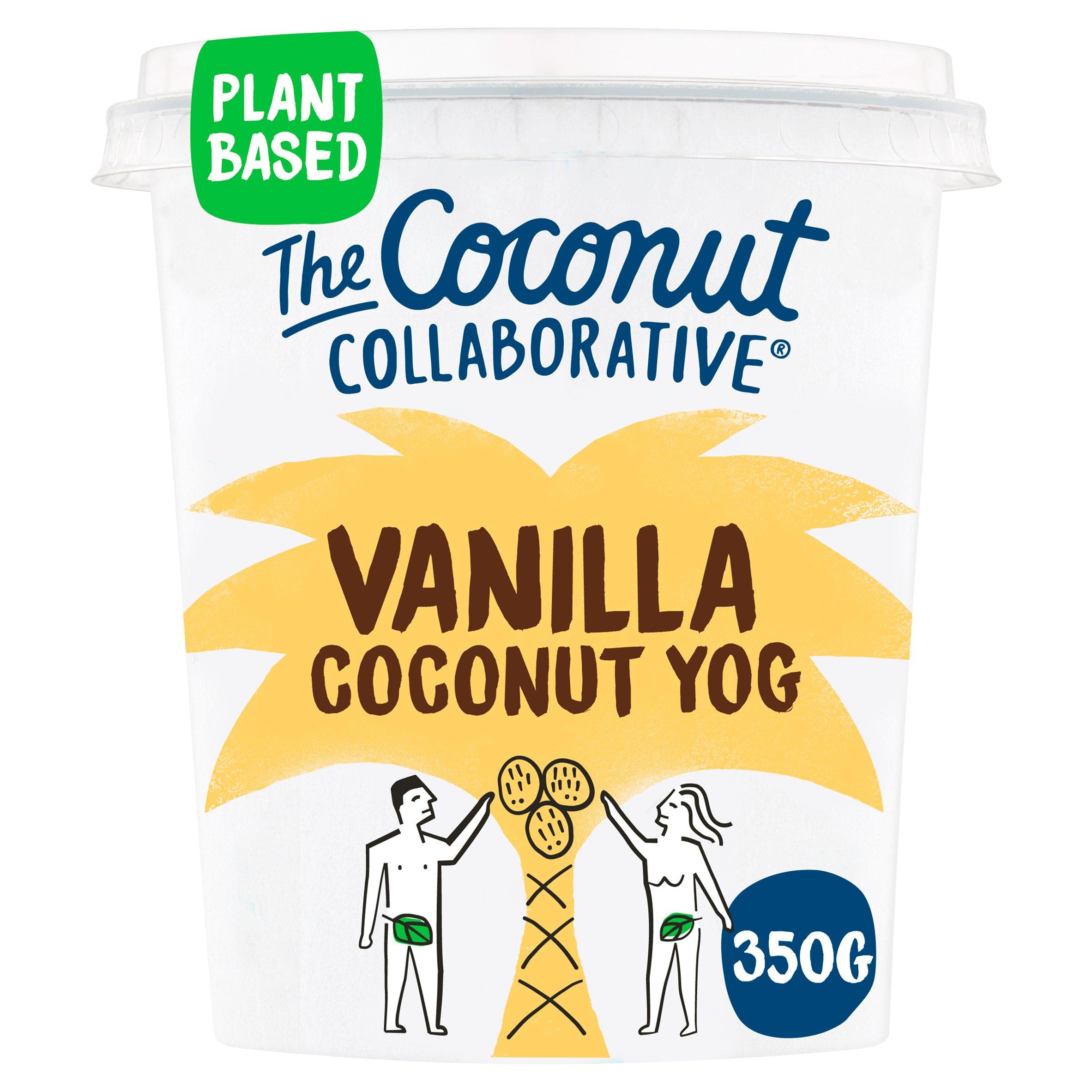 The Coconut Collaborative Vanilla Yogurt 350G