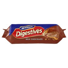 image 1 of Mcvities Milk Chocolate Digestive 300G (C)